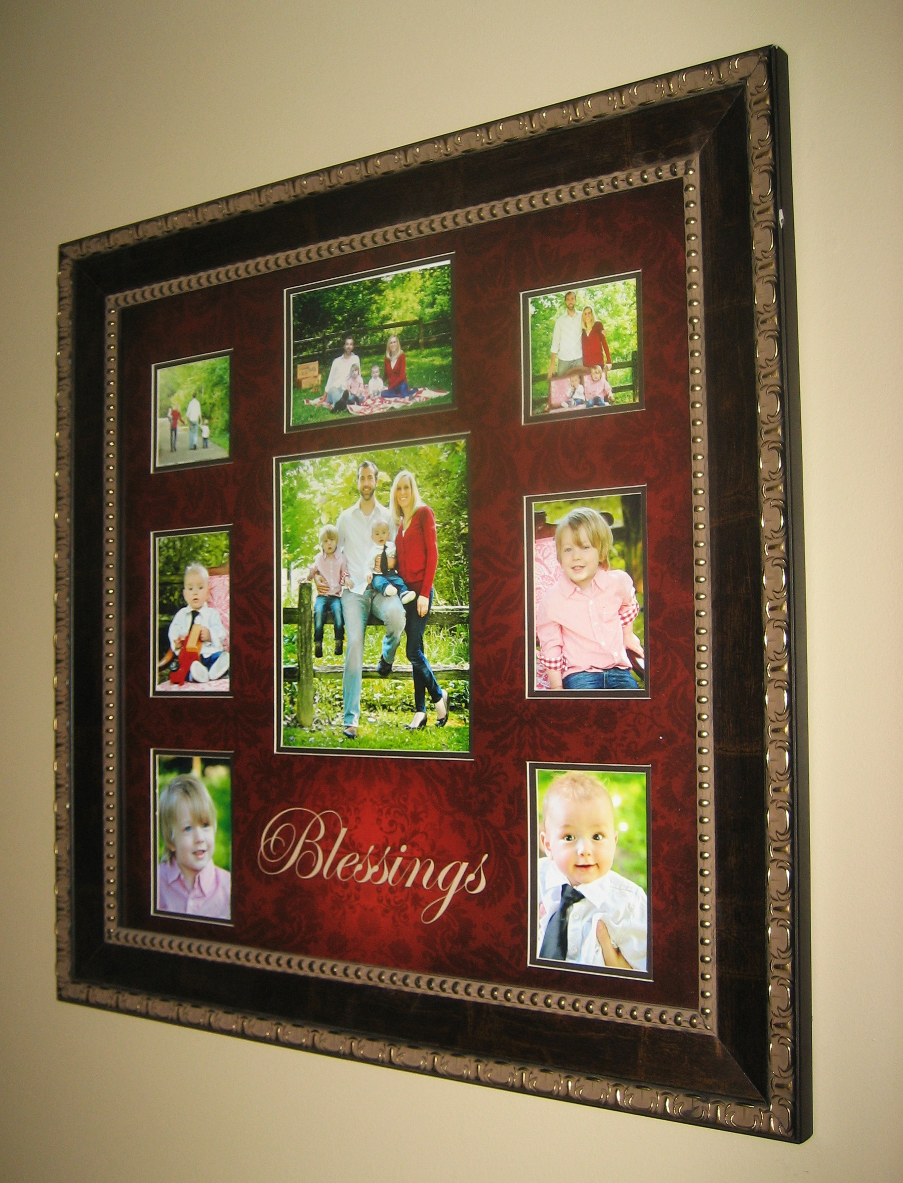 these pictures are in our family room i love hobby lobby frames