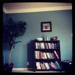 Home Tour: The Blue Room