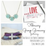 Fun Stuff Fridays: Valentine Giveaway Winner