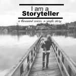 I am a Storyteller | April Prompt