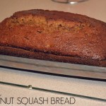 Butternut Squash Bread (and a linkup)