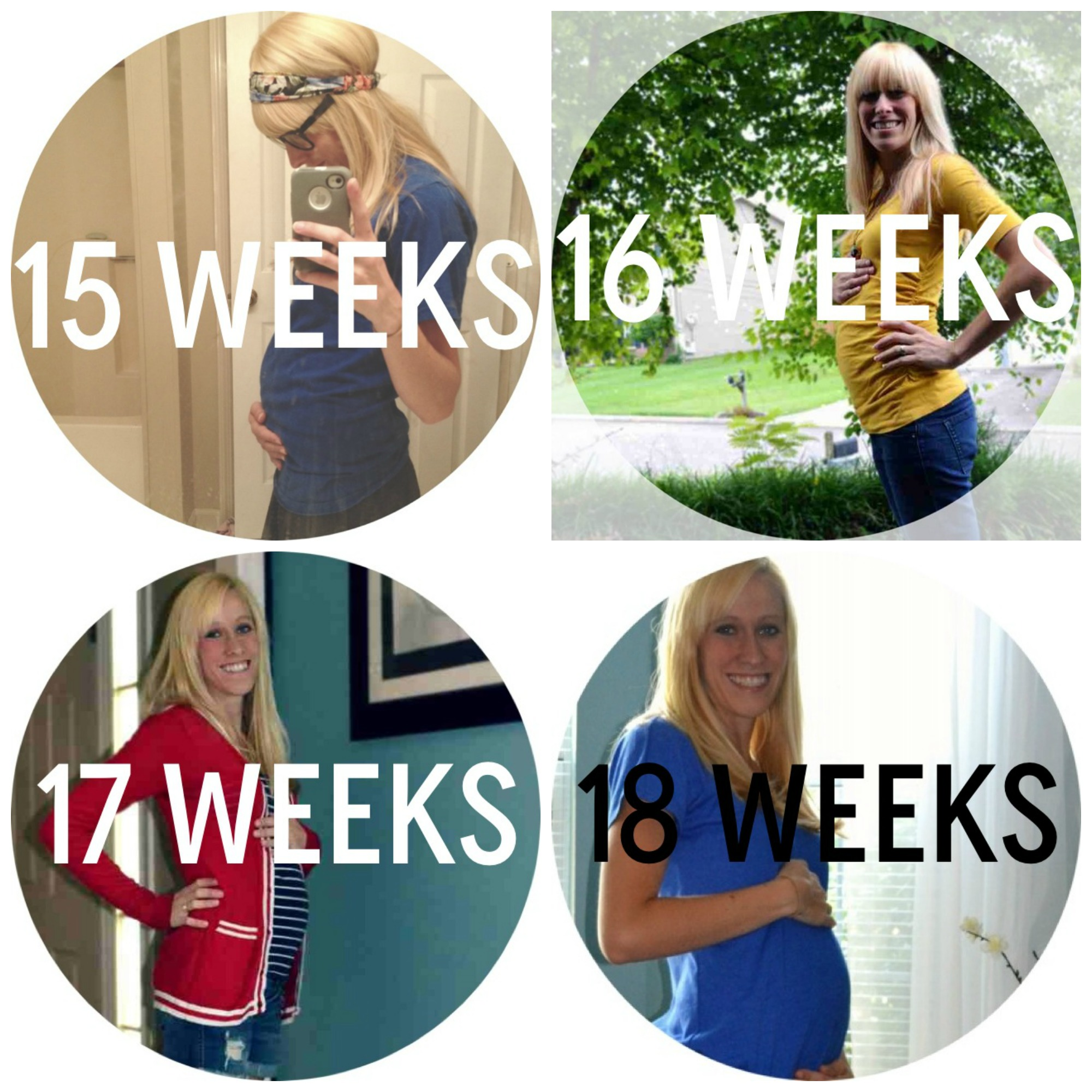 Displaying 19> Images For - 5 Months Pregnant Belly...
