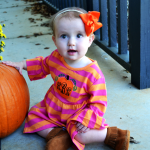 Autumn Dress with Southern Tots