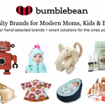 Cool New Find for Moms: Bumblebean