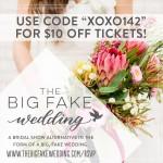 My Big Fake Wedding